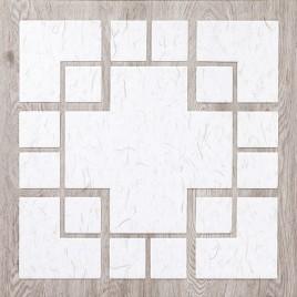 오크 한지 사각 (Oak Hanji Square)
